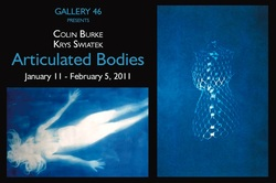 Articulated Bodies Art Show